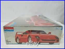1/12 Scale Ferrari F-40 Monogram Model Kit #2804 Brand New Sealed Free Shipping