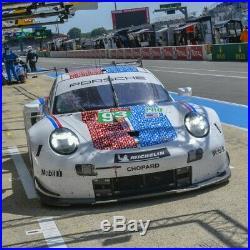 1/24 Porsche 911 RSR GT Pro Le Mans 2019 Resin free shipping