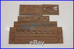 Ancient Battleship Deck 8 Pound Cannon Scene Model Kit Wood Ship Model kit