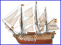 Artesania Latina 22905 1/87 Scale detail model Santa Ana Ship Kit LATB2905 GP