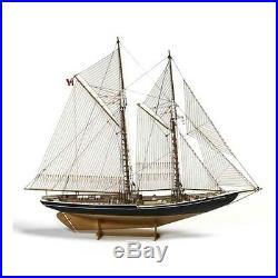 Bluenose II Schooner Billing Boats Wooden Ship Kit B600