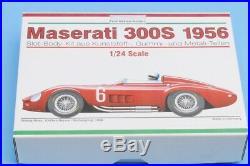 Fein-Design-Modell 1956 Maserati 300S 1/24 Slot Car Resin Kit, FREE SHIPPING