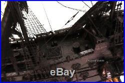 Flying Dutchman Tall Ship Handmade Wooden Ship Model 35 Museum Quality