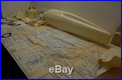 Golden Age Models Travel Air Mystery Ship 15 Scale RC Airplane Kit 70 Wingspan