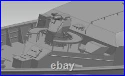 HMAS Armidale Class Scale 1/35 1620 mm RC Model boat Wooden Model Ship Kit