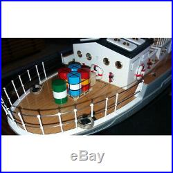 Mantua Models Aiace Ship Kit 140 Scale For Display or RC 840mm Length