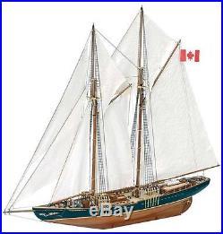 NEW Latina Bluenose II Ship Model Kit 22453