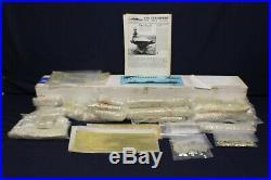 RARE Blue Water Navy 1/350 USS Enterprise CV6 1944 Craftsman Ship Model Kit DD4