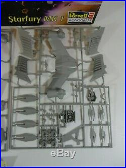 Revell Babylon 5 Starfury MK 1 Model Kit 172 RARE SA-23E Space Ship Skill 2