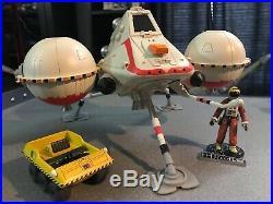Space 1999 Studio Scale Pilot Ship Model Kit