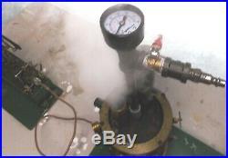 Stuart Walking Beam Steam Engine + Boiler & Accessories Free Shipping