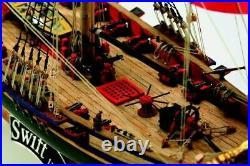Swift Mamoli Model Ship Kit