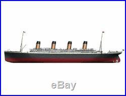 Trumpeter 1200 03719 Titanic with USB LED light set Model Ship Kit
