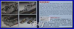Trumpeter 1350 05615 USS Iwo Jima LHD-7 Model Ship Kit