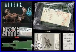 Tsukuda Hobby 1/72 Aliens Drop Ship Famous Movie Plastic Model kit Halcyon (5)