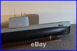 USS Nautilus SSN 571 Nuclear Submarine 145 7 Foot Ship Display Model