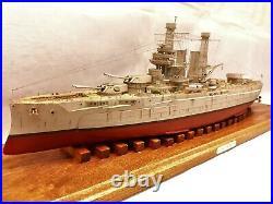 USS UTAH BB-31 / Pro-built 1/350 / FREE SHIPPING