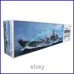 Very Fire VF350913 1/350 USS Navy Battleship BB-67 Montana ship model kit 2019
