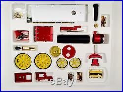 Wilesco D 419 Live Steam Traction Showman Engine KIT See Video Ship from USA