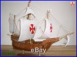 ZHL Santa Maria1492 scale 1/50 30 inch wooden model ship kits